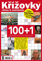 100+1 Křížovky 5/2015