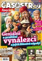 Časostroj Speciál - léto 2015