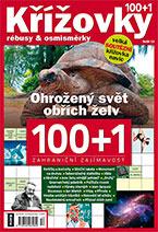 100+1 Křížovky 12/2015