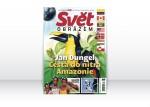 Svět OBRAZEM 11/2012 – Jan Dungel: Cesta do nitra Amazonie