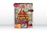 Živá historie 1-2/2013 – Bouřlivé mládí Karla IV. Milostná dobrodružství, turnaje, pitky i první moudré kroky